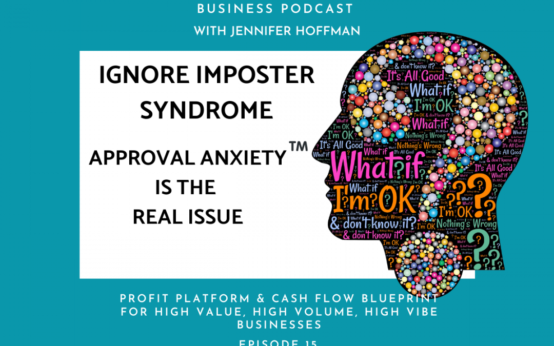 Stop Imposter Syndrome – Here is the Real Issue
