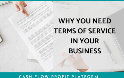 Why You Need Terms of Use in Your Business